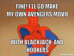 Create My Own Meme With My Own Picture - with blackjack and hookers i m going to build my own theme park