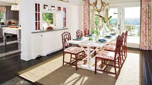Dining Room Floor Stylish Dining Room Decorating Ideas Southern Living