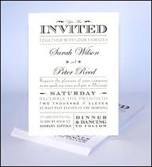 traditional wedding invitations best of non traditional wedding invitation wording for 1 page