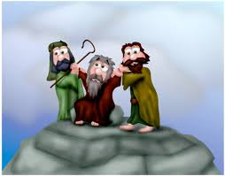 mr biblehead moses and a little help from his friends
