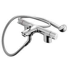 armitage shanks piccolo 21 two hole bath shower mixer and kit