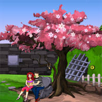play games2jolly boy escape with flower vase