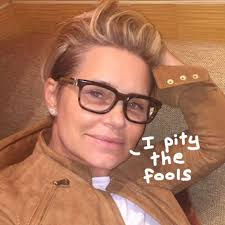 how does yolanda foster do her hair yolanda foster feels pity for the real housewives who doubt her