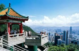 hong kong tourist bureau where occident and orient mix and blend hong kong photo gallery