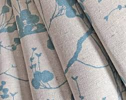 Teal Curtains Teal Curtains Etsy
