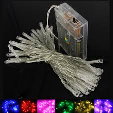 battery led christmas lights low price 2m 5m 10m led string lights 3 aa battery operated