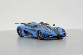 car koenigsegg one 1 1 43 one 1 matte imperial blue u2013 koenigsegg gear