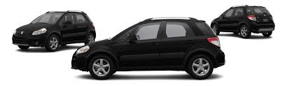 2007 suzuki sx4 crossover awd 4dr crossover 5m w rally package