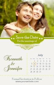 Save The Date Wedding Magnets 3 5x5 5 Inch Large Wedding Save The Date Square Corner Magnets 20