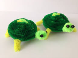 How To Make Dollhouse Furniture From Recycled Materials How To Make A Pipe Cleaner Turtle Pipe Cleaner Animals Youtube
