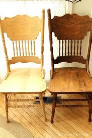 oak kitchen furniture refinish wooden chair learn how to refinish wood furniture the