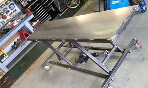diy welding table plans diy welding project introduction welding table easy money making