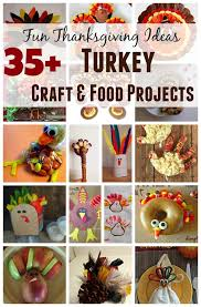 35 thanksgiving turkey craft and food ideas desert chica