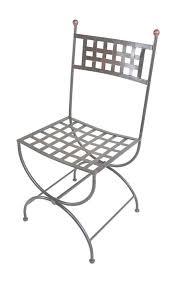 chaises fer forg chaise de jardin en fer forgé occasion cuisine chaise bois fer