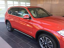 Bmw X5 Red - individual x5 in ultra rare melbourne red the bimmer times