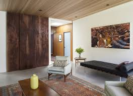 Retro Home Interiors Mixing Up The Modern Renovated 1960 U0027s House Has Touches Of Retro