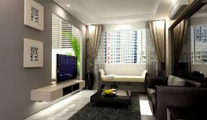 Urban Style Interior Design - living room cool interior design modern style living room in