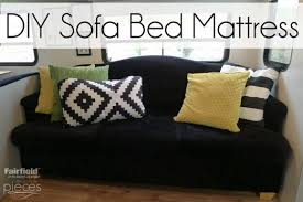 Sofa Bed World Diy Sofa Bed Mattress Fairfield World Craft Projects