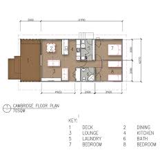 spanish retirement community alemeria spain bungalow plans 70 sqm