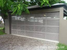 Open Carport by Carport Door Ideas U0026 Build 2 Car Garage With Carport Plans Diy