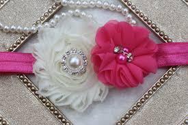 pink headbands headbands turbans hair accessories accessories