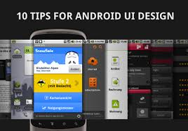 android gui designer 10 tips for android ui design