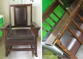 How To Fix Rocking Chair Using Polyshades To