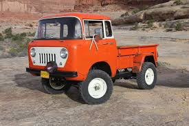 jeep old truck hidden nods to jeep heritage and history in jeep underground fc