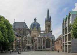 Steve Bayer Architecture Engineering S Churches Gallery Big by Aachen Cathedral