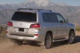 lexus large suv 2015 lexus lx car review autotrader
