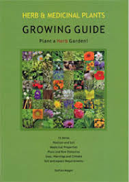 herb growing chart herb and medicinal plants growing guide stefan mager new
