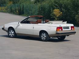 renault alliance convertible a look at the heuliez built renault fuego turbo convertible ran