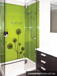 bathroom splashback ideas innovative splashback design ideas completehome