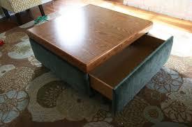 Diy Tufted Ottoman Hometalk Ugly Coffee Table Turned Tufted Ottoman U2013 Waffle House