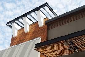 rain screen wood siding system climate shield