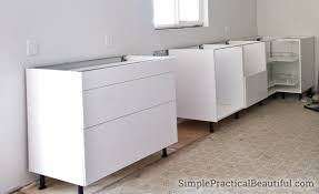 ikea kitchen sink cabinet installation how to assemble an ikea sektion base cabinet simple