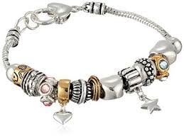 silver star charm bracelet images Silver tone hearts and stars charm bracelet 8 jpg