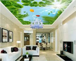 online get cheap leaf wall paper aliexpress com alibaba group custom photo 3d ceiling murals wallpaper the sun leaves wall papers home decor painting 3d wall murals wallpaper for walls 3 d
