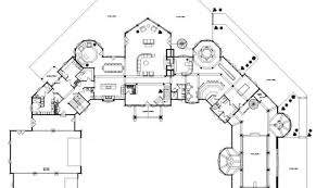 Large Log Home Floor Plans 18 Pictures Large Cabin Floor Plans House Plans 56014