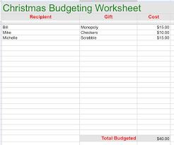 Free Printable Spreadsheet 7 Free Printable Budgeting Worksheets