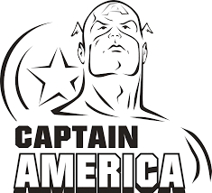 printable 36 captain america coloring pages 2238 captain america