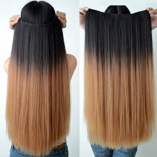 ombre hair extensions uk 24 new one 5 clip in ombre colored hair