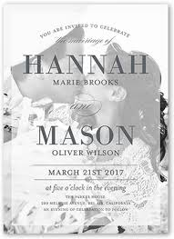 picture wedding invitations picture wedding invitations at walmart collection designer picture