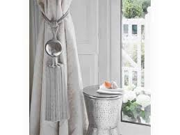 Rope Curtain Tie Back Gorgeous Shower Curtains With Tie Backs Designs With Curtain Tie