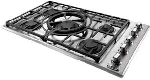 36 Inch Cooktop With Downdraft Capital Mct365gsl 36 Inch Gas Cooktop With 5 Sealed Burners