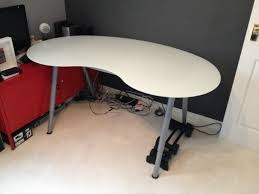 comely furniture for home interior decoration using ikea glass desk comely furniture for home office