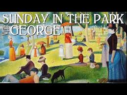 sunday in the park with george 1986 stephen sondheim
