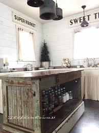 vintage kitchen island ideas vintage farmhouse kitchen islands antique bakery counter for sale