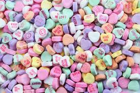 valentines day candy hearts valentines day candy hearts stock photo image of flavourful