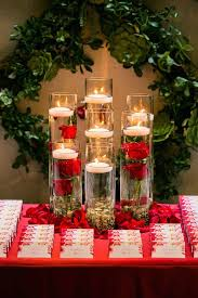 candle arrangements beautiful centerpieces created with candles southern living